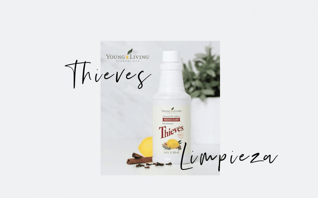 Thieves limpieza