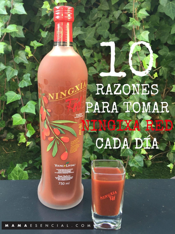 10 RAZONES PARA BEBER NINGXIA RED CADA DIA