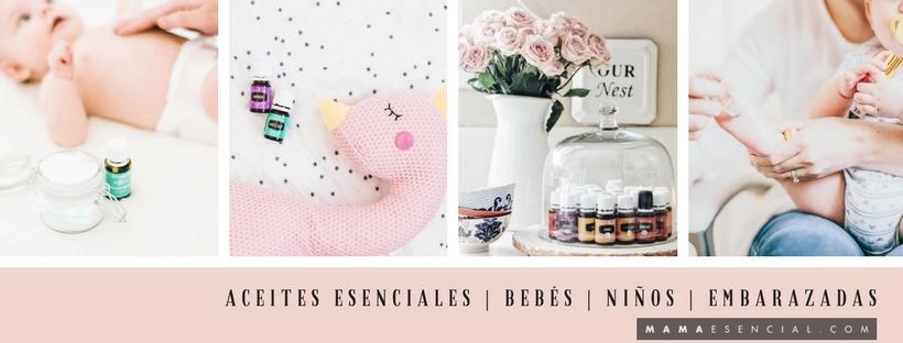 Aceites esenciales para niños: GeneYus, Owie y TummyGize