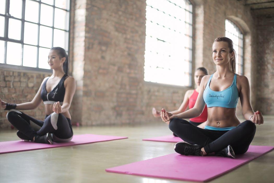 Yoga y aceites esenciales