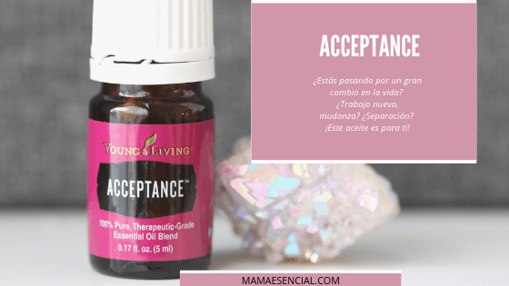 Acceptance Young Living