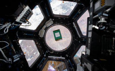 Young Living colabora con la NASA