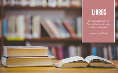 LIBROS DE AROMATERAPIA Y ACEITES ESENCIALES