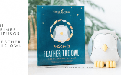 FEATHER THE OWL EL DIFUSOR PARA NIÑOS DE YOUNG LIVING