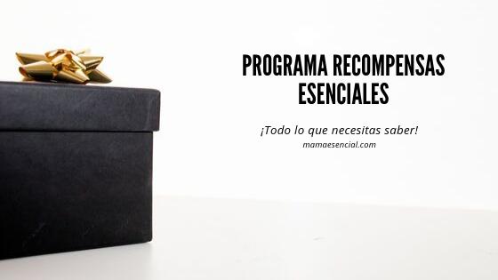 Programa Recompensas esenciales de Young Living