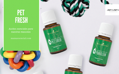 PET FRESH PARA MASCOTAS DE YOUNG LIVING